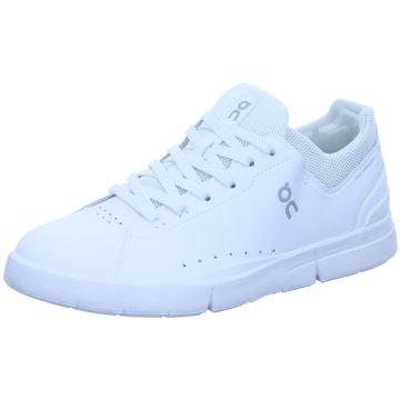 ON Sneaker LowTHE ROGER ADVANTAGE - 48M weiß