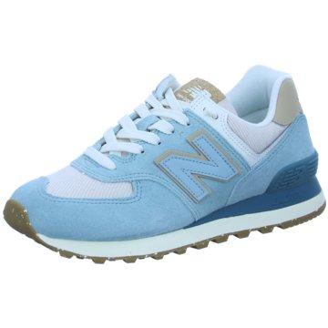 New Balance Sneaker LowWL574SG2 - WL574SG2 B blau