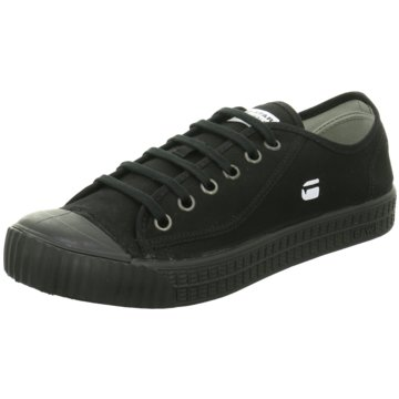G-Star Raw Sneaker Low schwarz