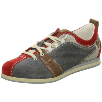 Nicola Barbato Sneaker Low grau