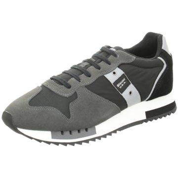 Blauer USA Sneaker Low grau