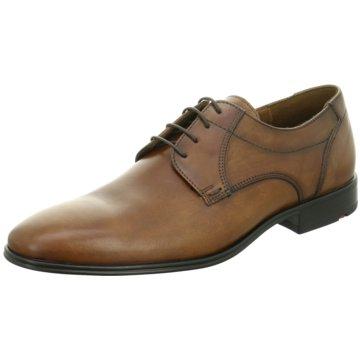 Lloyd Business-Schuhe braun