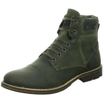 Bullboxer Boots Collection grün