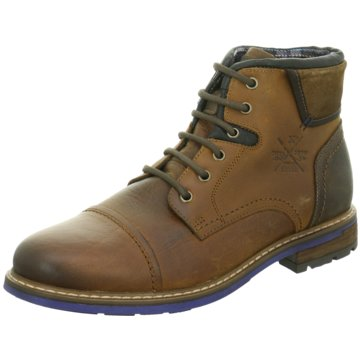 Girza Boots Collection braun