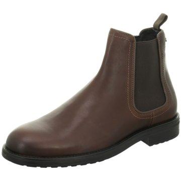 Bullboxer Chelsea Boot braun