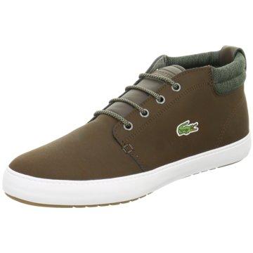 Lacoste Sneaker High736CAM00052N7 braun