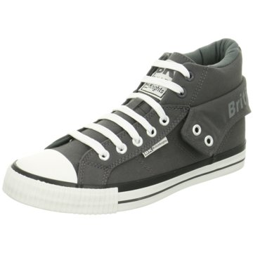 British Knights Sneaker HighRoco grau