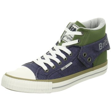 British Knights Sneaker High blau