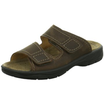 Jomos Komfort Schuh braun