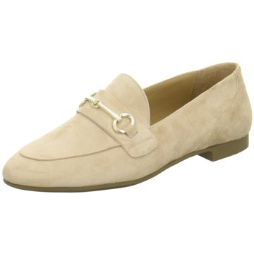 ELENA Italy Business Slipper beige