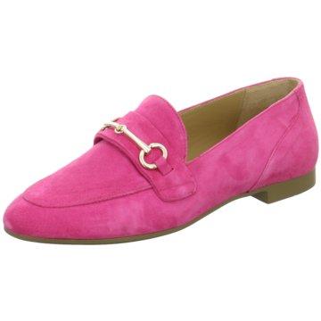 ELENA Italy Klassischer Slipper pink