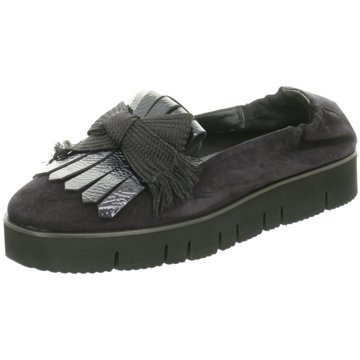 Kennel + Schmenger Plateau Slipper blau