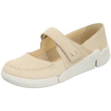 Clarks Komfort Slipper beige