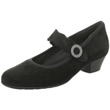 Gabor Komfort Pumps schwarz