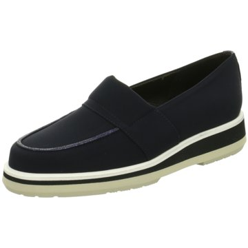 Brunate Plateau Slipper blau
