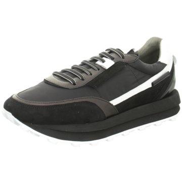 Kennel + Schmenger Sportlicher Schnürschuh schwarz