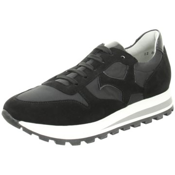 Peter Kaiser Sneaker schwarz