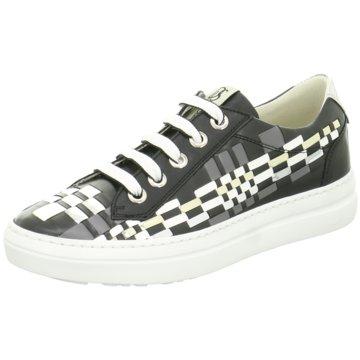DL-Sport Sneaker Low schwarz