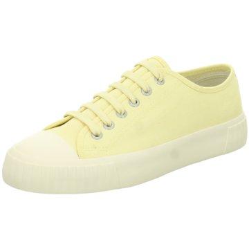 Vagabond Sneaker gelb