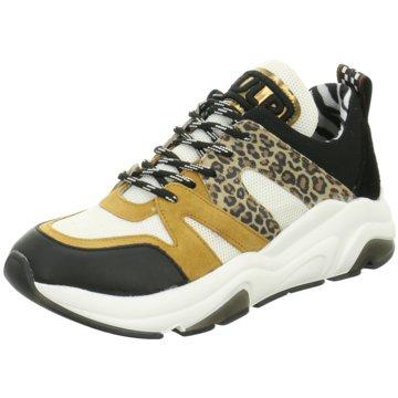 Meline Plateau Sneaker gelb