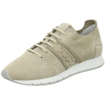Via Vai Sneaker Low beige