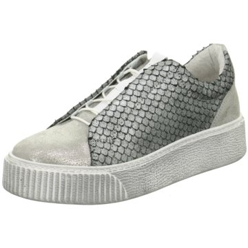 Online Shoes Plateau Slipper grau