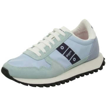 Blauer USA Sneaker Low blau