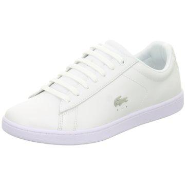 Lacoste Sneaker Low735SPW001314X weiß