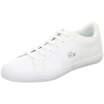 Lacoste Sneaker Low35CAW0093 weiß