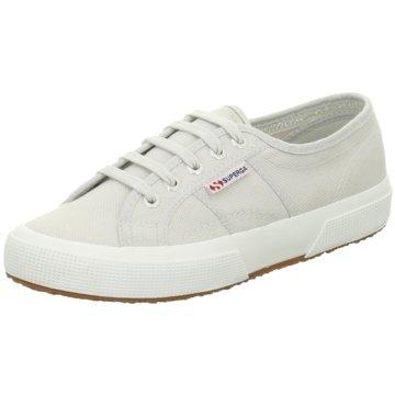 Superga SneakerCotu Classic grau
