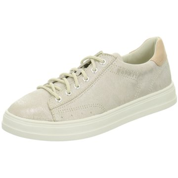 Esprit Sneaker LowSidney Lace Up silber