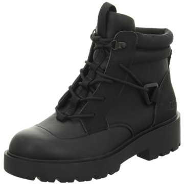UGG Australia BootsTioga Hiker schwarz