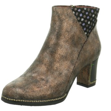 Laura Vita Ankle Boot gold