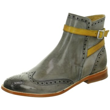 Melvin & Hamilton Ankle Boot grau