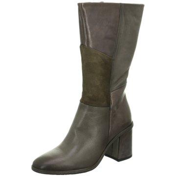 Mjus Klassischer Stiefel grau
