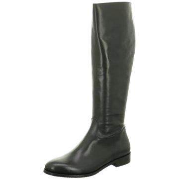 Accatino Klassischer Stiefel schwarz