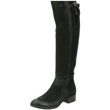 ELENA Italy Overknee Stiefel schwarz