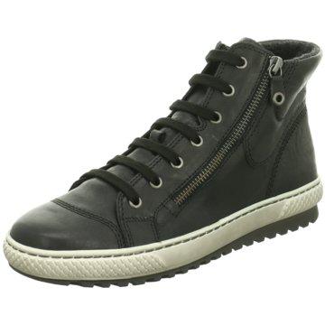 Gabor Sneaker HighAnkle-Bootie schwarz