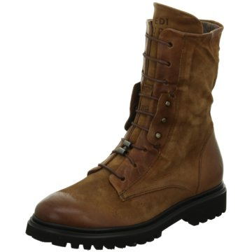 Piedi Nudi Boots braun