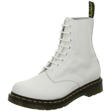 Dr. Martens Airwair Boots weiß