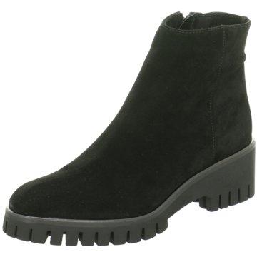 Jetzt einkaufen Ara Klassische Slipper Schwarz Schuhe Outlet