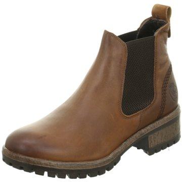 Black Chelsea Boot braun