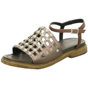 ELENA Italy Sandale gold