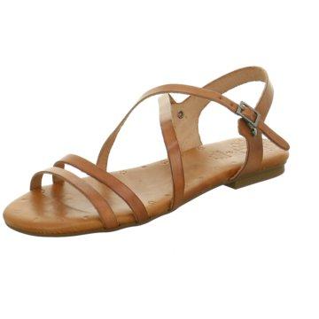 Porronet Sandale braun