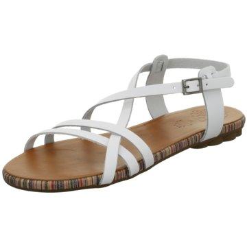 Porronet Sandale weiß
