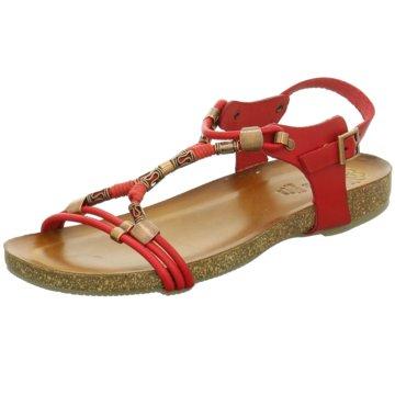 Porronet Sandale rot