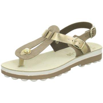 Fantasy Sandals Zehenstegsandale beige