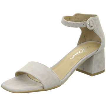 Alpe Woman Shoes Riemchensandalette grau