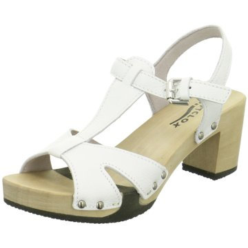 Softclox Komfort Sandale weiß