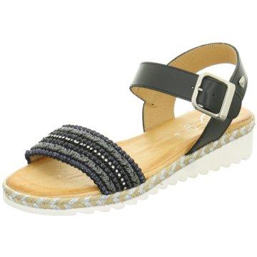 BLK Sandale schwarz
